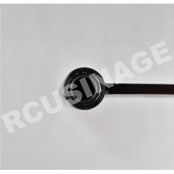 TUBE ETAMBOT INOX Ø 10mm