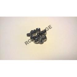 VIS INOX A2 M4x6 BHC LOT DE 10